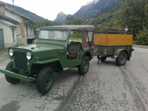 1954 Willys CJ3B for sale