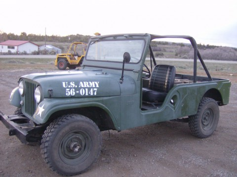 1956 Jeep CJ6 for sale