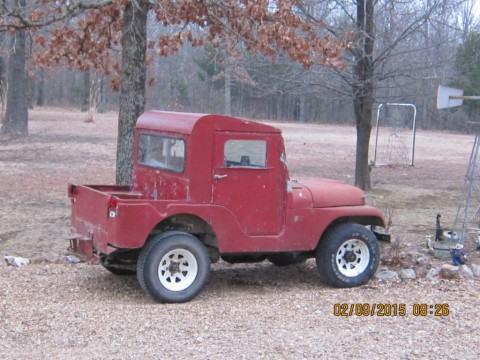 1957 Willys Jeep 2 door for sale