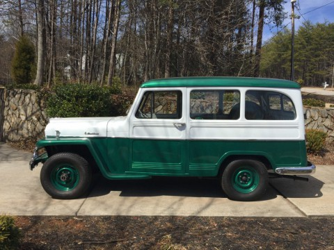 1958 Jeep Willys Wagon for sale
