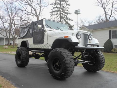 1981 Jeep CJ8 Scrambler for sale