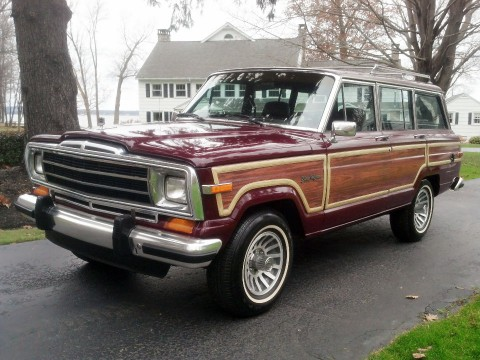 1988 Jeep Wagoneer Grand for sale