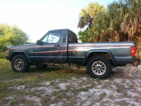 1989 Jeep Comanche for sale