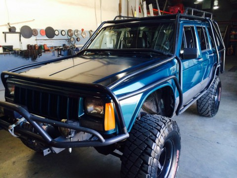 1996 Jeep Cherokee xj for sale