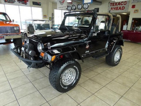 1999 Jeep Wrangler Sahara COBRA V8 5.7 l for sale