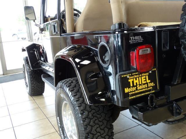 1999 Jeep Wrangler Sahara COBRA V8 5.7 l