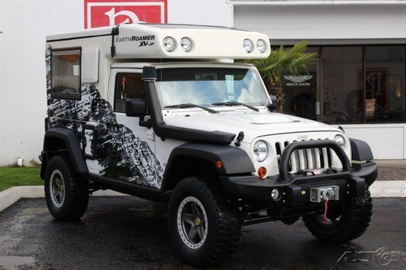 2008 Jeep Wrangler XVJP Global Expedition Vehicle for sale