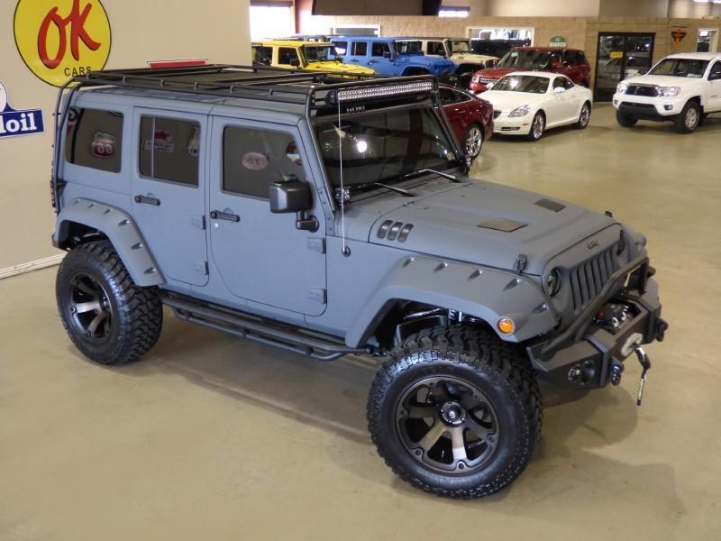 2015 Jeep Wrangler Custom Kevlar For Sale