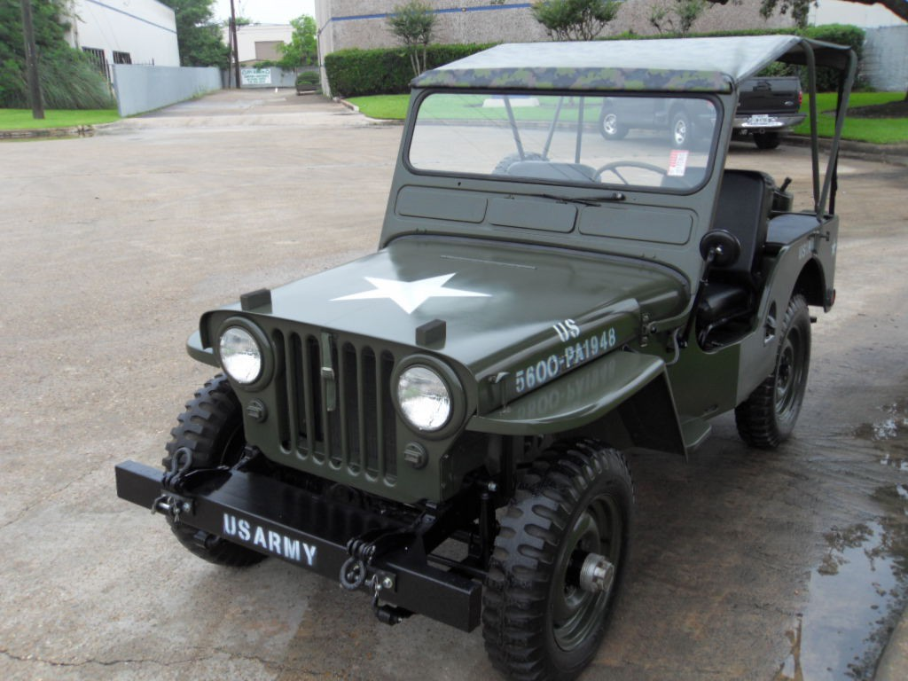 Military Jeep For Sale >> 1950 Willys Jeep for sale