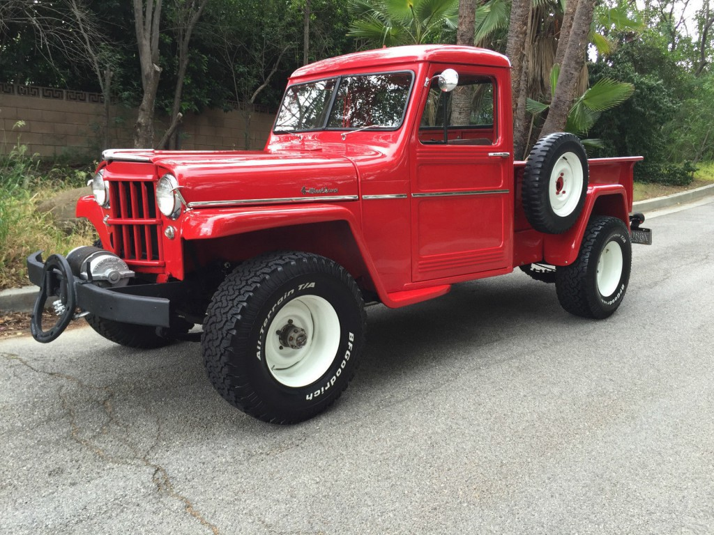 1990 Chevrolet Suburban as well 2016 Jeep Wrangler likewise Watch likewise 56LincolnMark2 01 likewise 56Belvedere08. on 1956 dodge 4x4