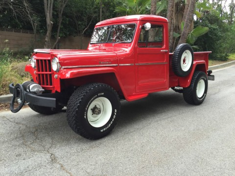 1957 Jeep Willys Pick up, Truck, Off road for sale