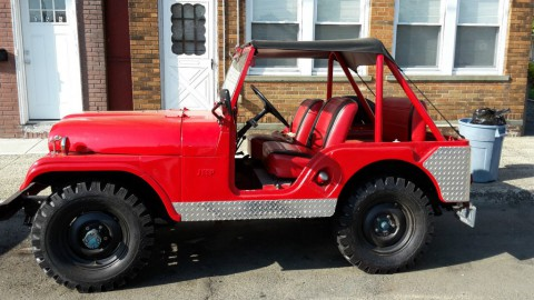 1959 Willys Jeep Willys Antique for sale