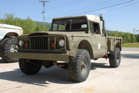 1967 Jeep Kaiser 715 new engine 327 for sale