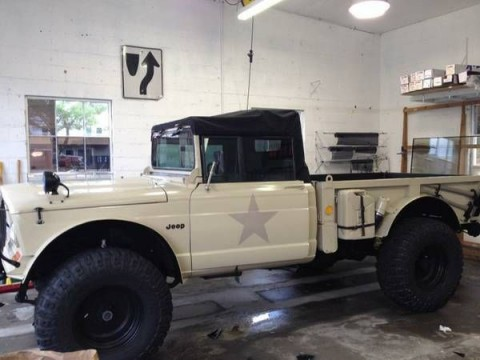 1967 Jeep M 715 Kaiser Military Pickup for sale