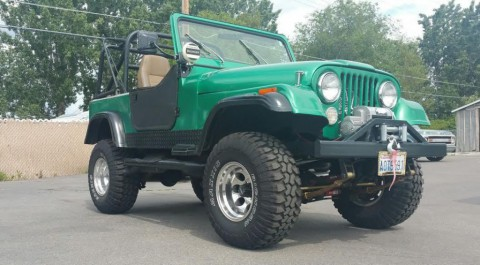 1977 Jeep CJ CJ-7 for sale