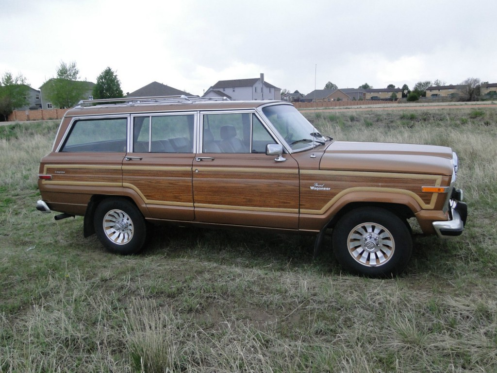 1985 amc jeep grand wagoneer for sale. Black Bedroom Furniture Sets. Home Design Ideas