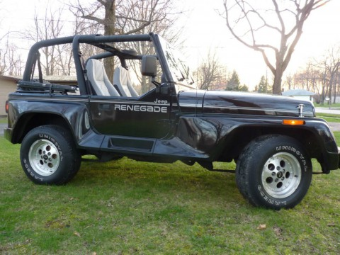 1993 Jeep Renegade for sale