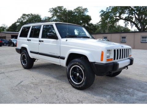2001 Jeep Cherokee Sport 4WD for sale