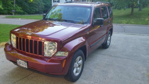 2009 Jeep Liberty for sale
