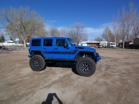 2011 Jeep Wrangler JKU for sale