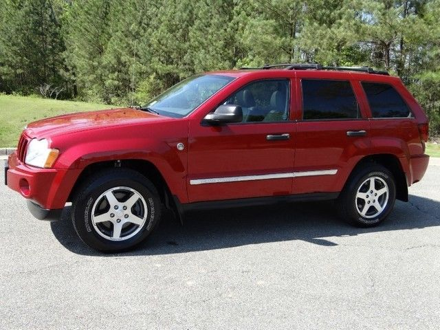 jeep 2005 grand cherokee rocky mountain edition v8 for sale. Black Bedroom Furniture Sets. Home Design Ideas
