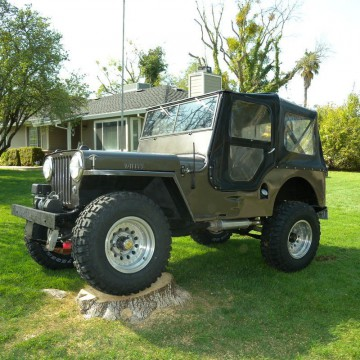 1945 Jeep Other CJ2A for sale
