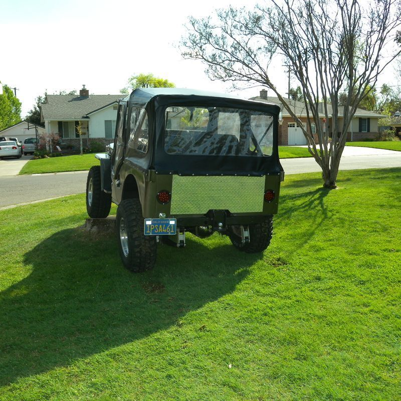 1945 Jeep Other CJ2A
