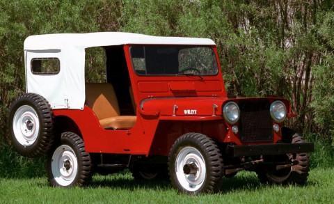1948 Willys Jeep CJ3A for sale