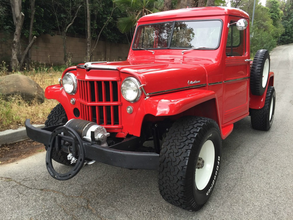 Willys Pick Up Truck Off Road For Sale X on Willys Jeep Cj2a For Sale