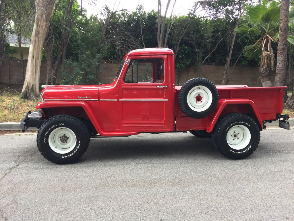 2015 Jeep Grand Cherokee >> 1957 Willys Pick up, Truck, Off road, for sale