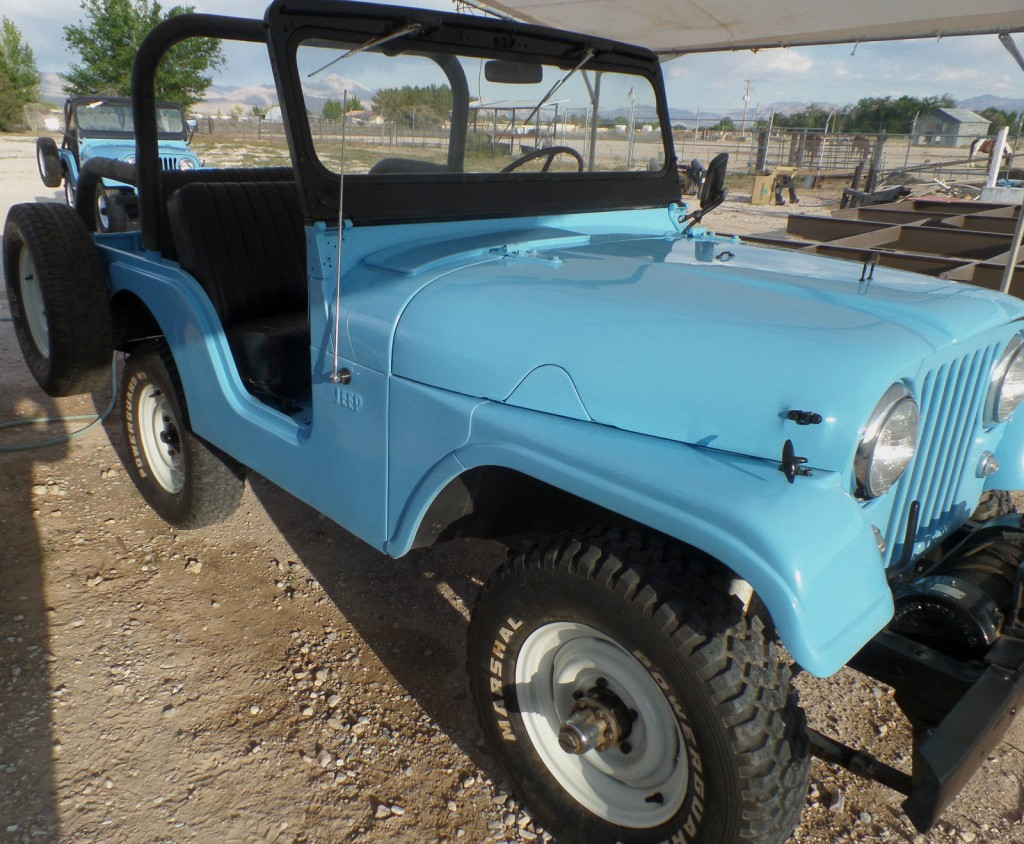 Jeep Renegade Trailhawk For Sale >> 1964 Jeep CJ5 for sale