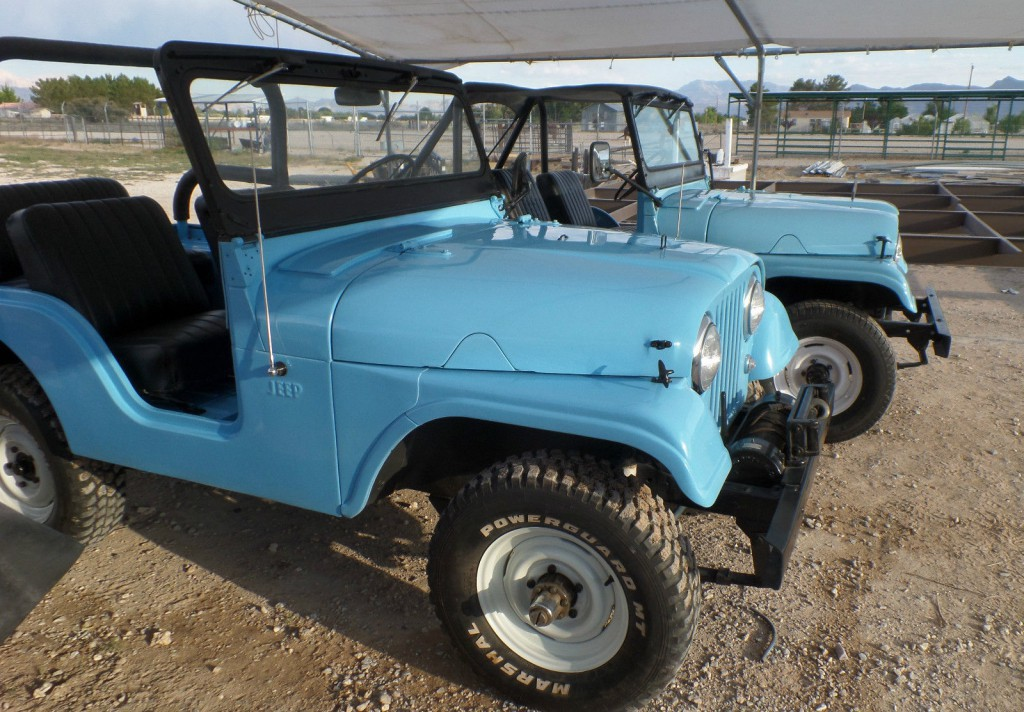2015 Jeep Wrangler Unlimited For Sale >> 1964 Jeep CJ5 for sale