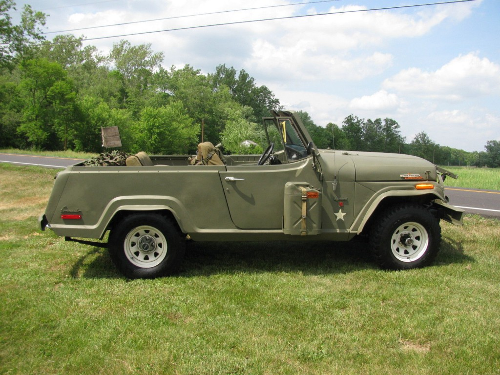 Jeep Willys For Sale >> 1971 Willys Jeepster Commando for sale