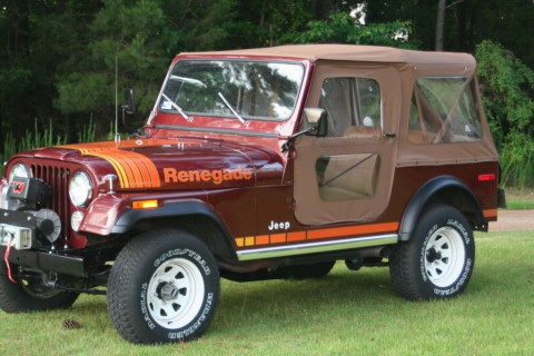1979 Jeep Renegade Sport CJ7 for sale