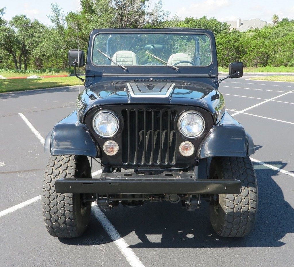 1982 Jeep CJ-7 Renegade