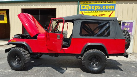 1982 Jeep CJ for sale