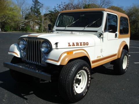 1984 Jeep CJ for sale