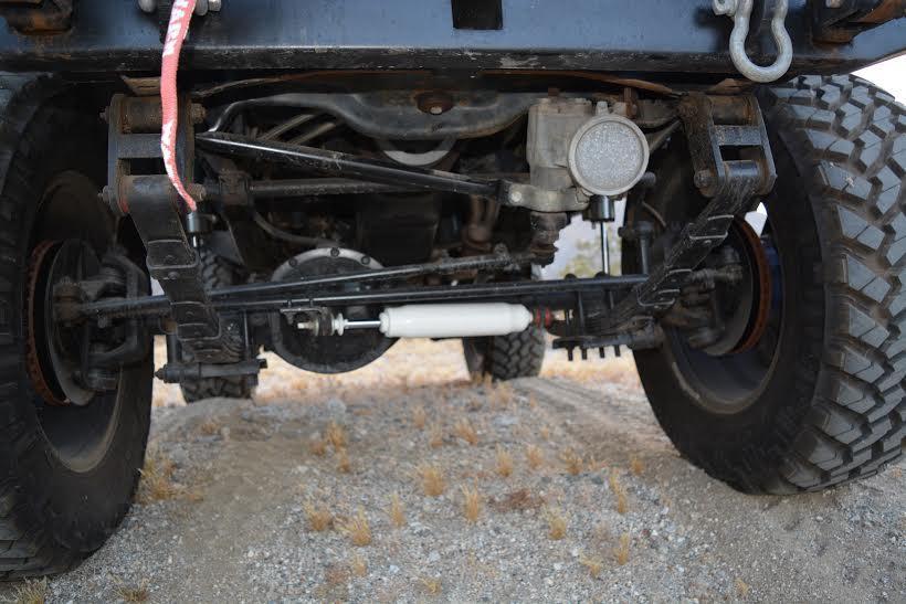 1985 Jeep CJ-CJ7-4X4 -350 CHEVY