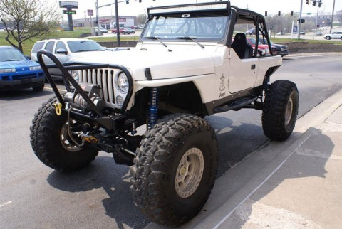 1999 Jeep Wrangler 2dr Sport for sale
