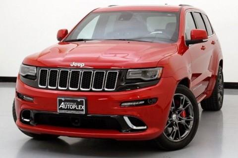 2014 Jeep Grand Cherokee SRT8 Navigation Borla Exhaust for sale