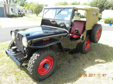 1948 Jeep CJ CJ2A for sale