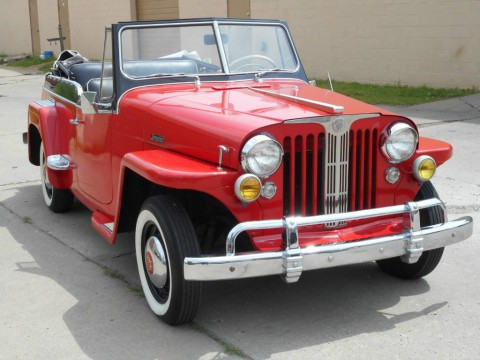 1949 Jeepster Willys Overland for sale