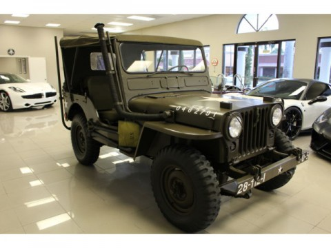 1951 Jeep Willys M38 Military for sale