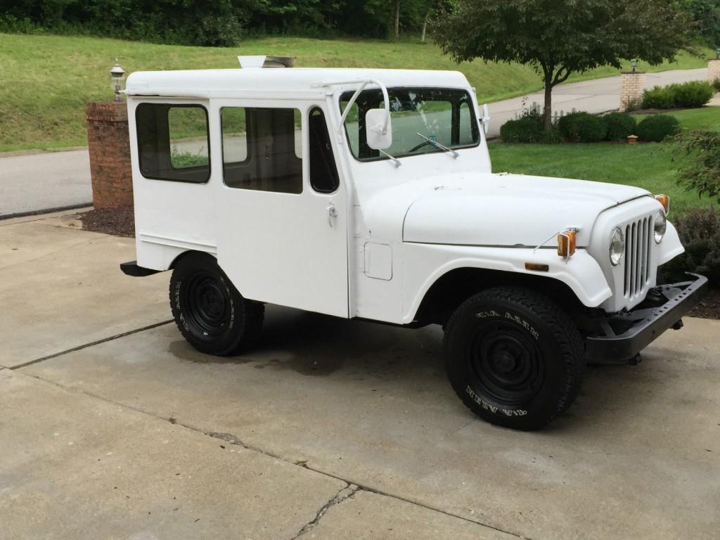1976 jeep dj5 for sale. Black Bedroom Furniture Sets. Home Design Ideas