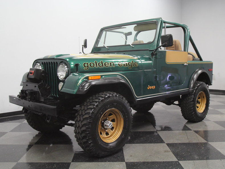 1980 Jeep Cj 7 For Sale