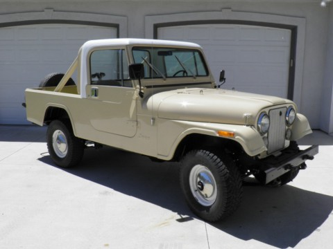 1981 Jeep Scrambler Vintage CJ-8 for sale