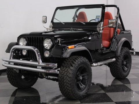 1982 Jeep CJ 5 for sale