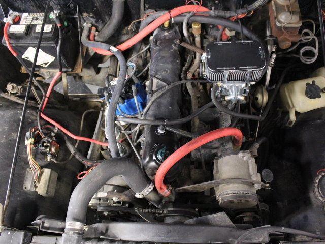 1982 Jeep CJ 5