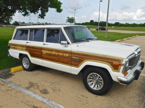 1983 Jeep Wagoneer for sale