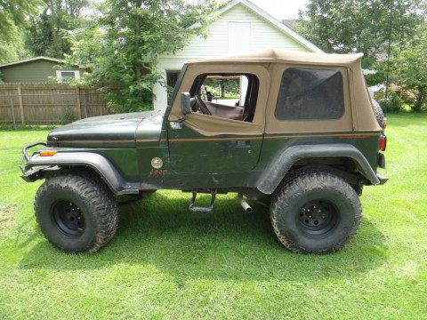 1995 Jeep Wrangler for sale
